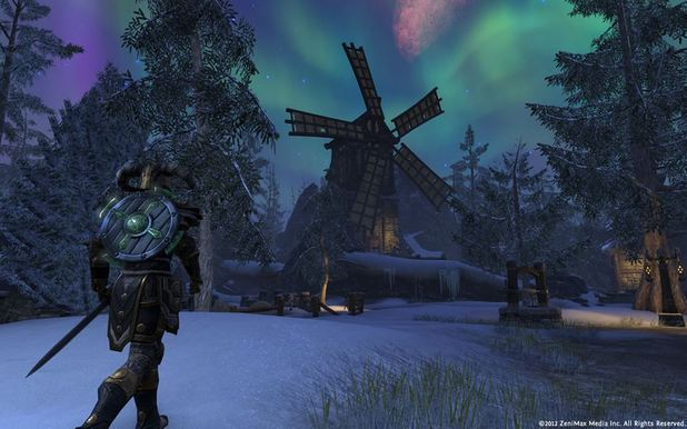 The Elder Scrolls Online Screenshot - TESO Bleakrock Isle