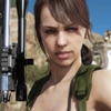 Metal Gear Solid V: The Phantom Pain Screenshot - MGS 5 Quiet