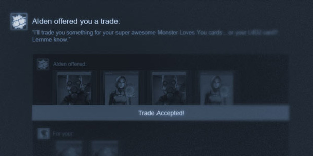 steam trade offers