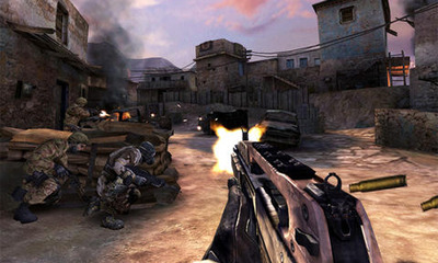 call of duty: strike team iOS