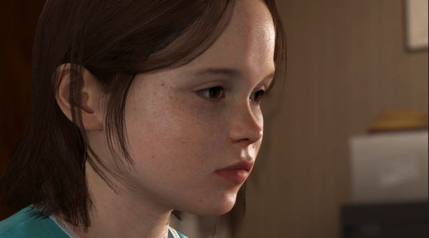 Beyond: Two Souls Screenshot - Young Jodie Holmes