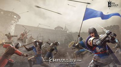 Chivalry: Medieval Warfare Screenshot - Chivalry Medieval Warfare