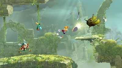 Rayman Legends Screenshot - 1152842