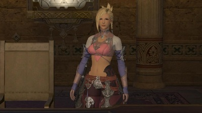 Final Fantasy XIV: A Realm Reborn Screenshot - final fantasy 14 minfilia