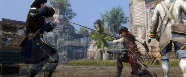 Assassin's Creed: Liberation HD - Feature