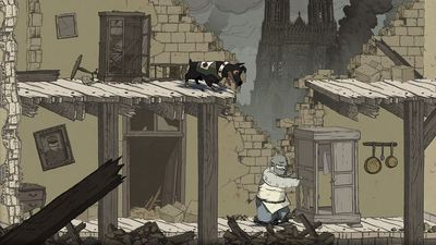 Valiant Hearts: The Great War Screenshot - Solving puzzles