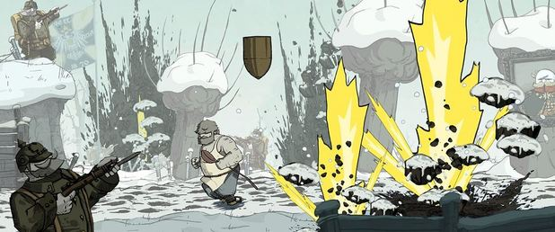 Valiant Hearts: The Great War - Feature