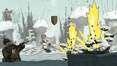 Valiant Hearts: The Great War Screenshot - World War I