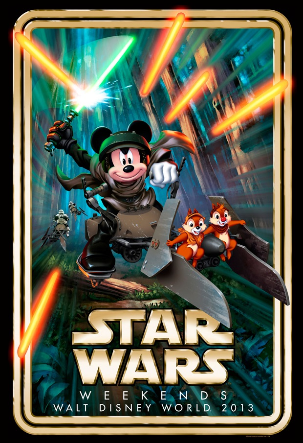 The Disney Wars