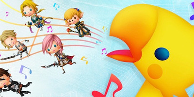 Theatrhythm Final Fantasy: Curtain Call Screenshot - Theatrhythm