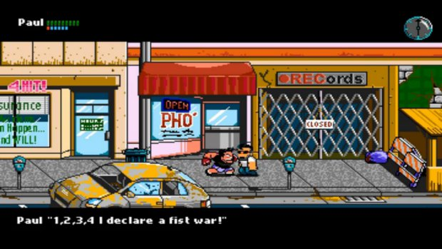 Retro City Rampage Underground