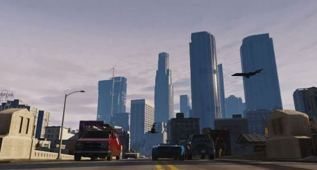 Grand Theft Auto V Screenshot - 1153030