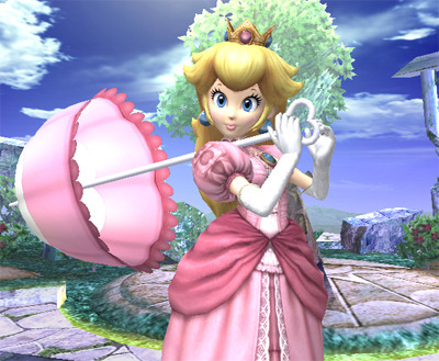 Super Smash Bros. for 3DS / Wii U Screenshot - peach super smash bros