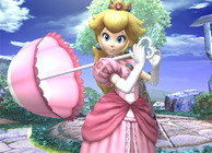 peach super smash bros