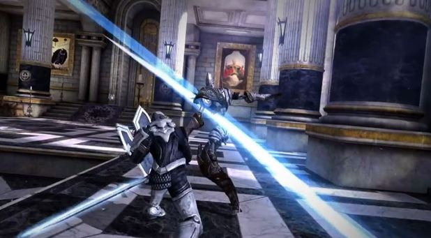 Infinity Blade III Screenshot - Claim the infinity Blade