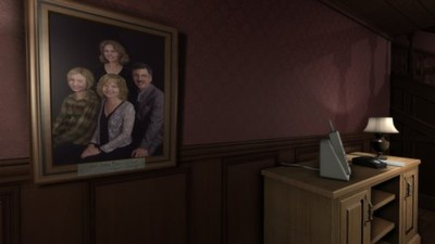 Gone Home Screenshot - Gone Home