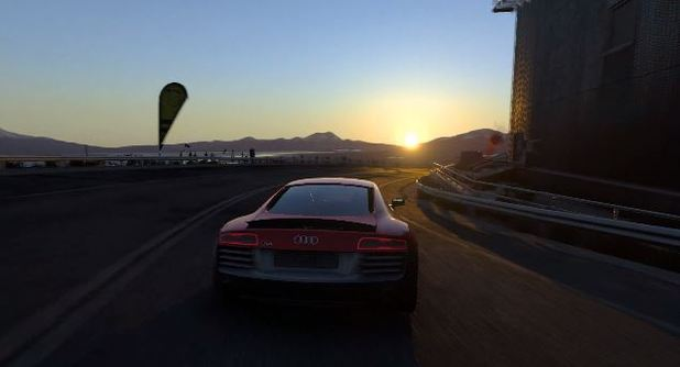 Driveclub night time driving