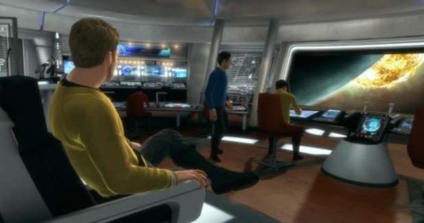 Star Trek The Video Game Screenshot - Star Trek: The Video Game