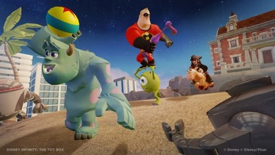 Disney Infinity Screenshot - 1153369