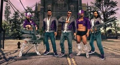 Saints Row 4 Screenshot - Saints Row 4 GAT V Pack
