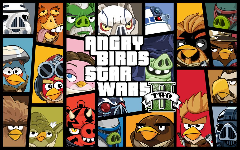 Rovio s angry birds star wars 2 channels its inner gta 5