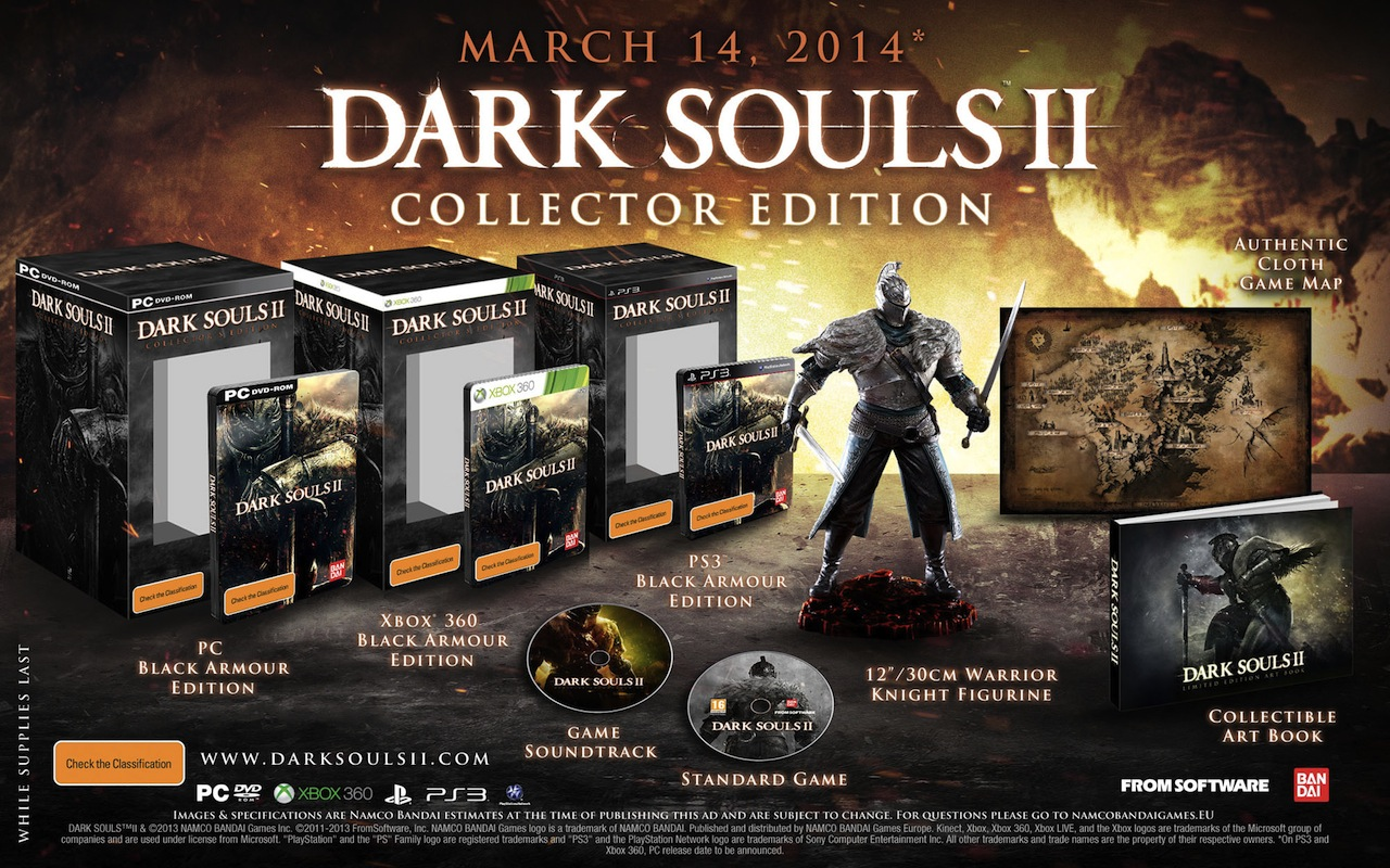 DSII Collector's Edition