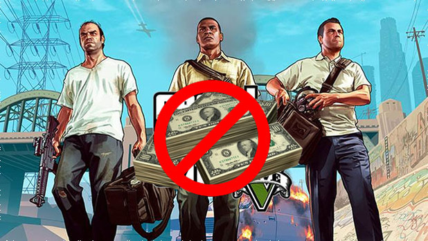 Grand Theft Auto V Screenshot - Can't Afford Grand Theft Auto 5