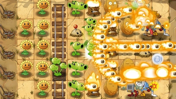 Screenshot - plants vs zombies 2