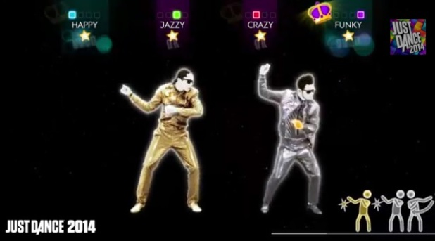 Screenshot - get lucky just dance 2014