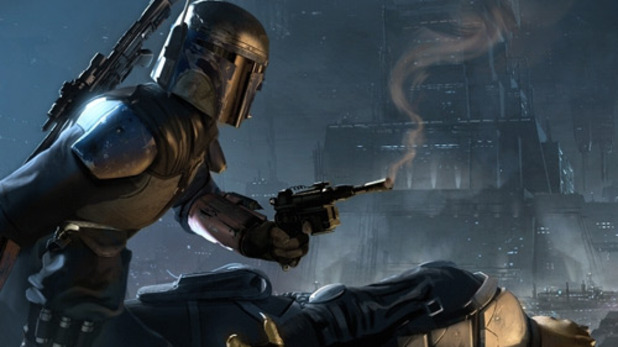 Boba Fett In Star Wars 1313