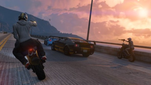 Grand Theft Auto V Screenshot - GTA 5
