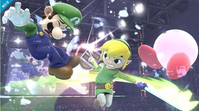 Super Smash Bros. for 3DS / Wii U Screenshot - 1153664
