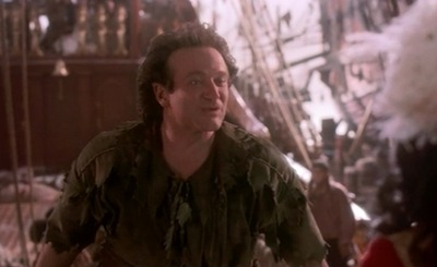 Xbox One (Console) Screenshot - robin williams peter pan