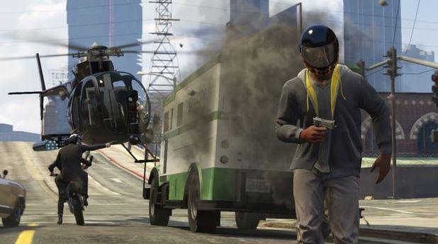 Grand Theft Auto V Screenshot - 1153677