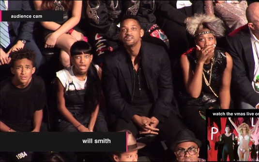 will smith vma