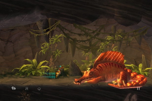 The Cave Screenshot - The Cave iOS