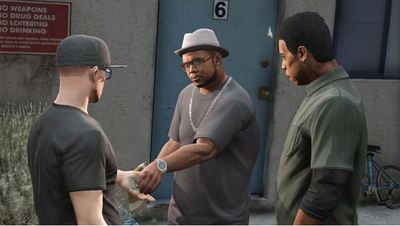 Grand Theft Auto V Screenshot - 1153890
