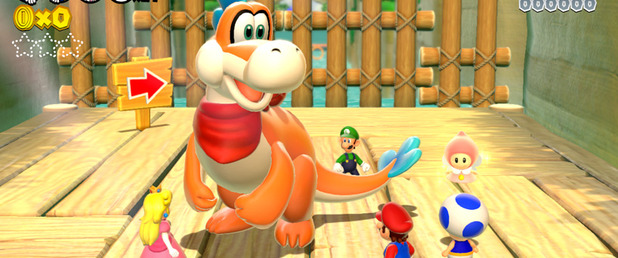 Super Mario 3D World - Feature