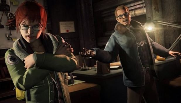Batman: Arkham Origins Screenshot - Barbara Gordon aka Oracle