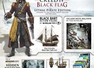 AC4: Black Flag Letha Pirate Edition