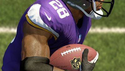 Madden NFL 25 Screenshot - Adrian Peterson next-gen Madden NFL 25
