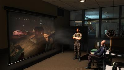 The Bureau: XCOM Declassified Screenshot - Hangar 6 R&D