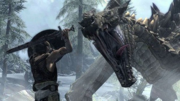 The Elder Scrolls V: Skyrim Screenshot - Skyrim