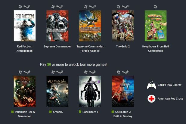 Darksiders II Screenshot - Humble Bundle Nordic Games
