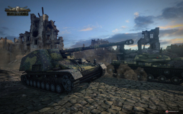 World of Tanks Screenshot - World of Tanks