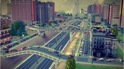SimCity Screenshot - SimCity roads