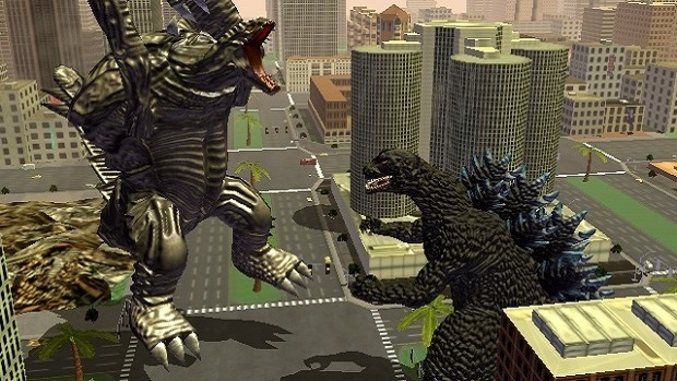 Godzilla Destroy All Monsters Melee - 1