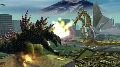 Godzilla: Destroy All Monsters Melee Screenshot - 1154093