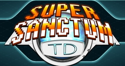 Super Sanctum TD Screenshot - super sanctum td main screen