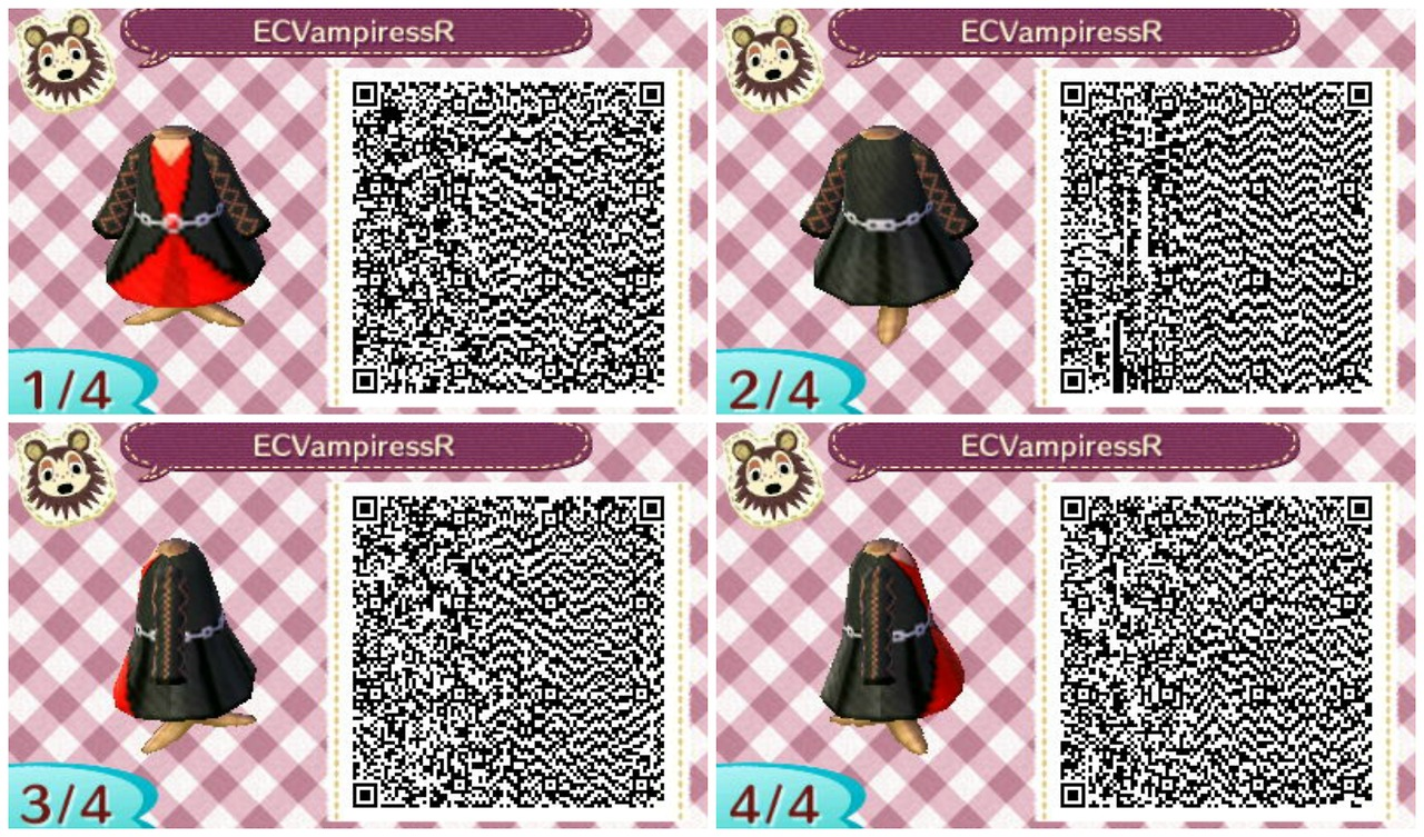 Animal crossing new leaf qr codes getting some halloween for Floor qr codes new leaf